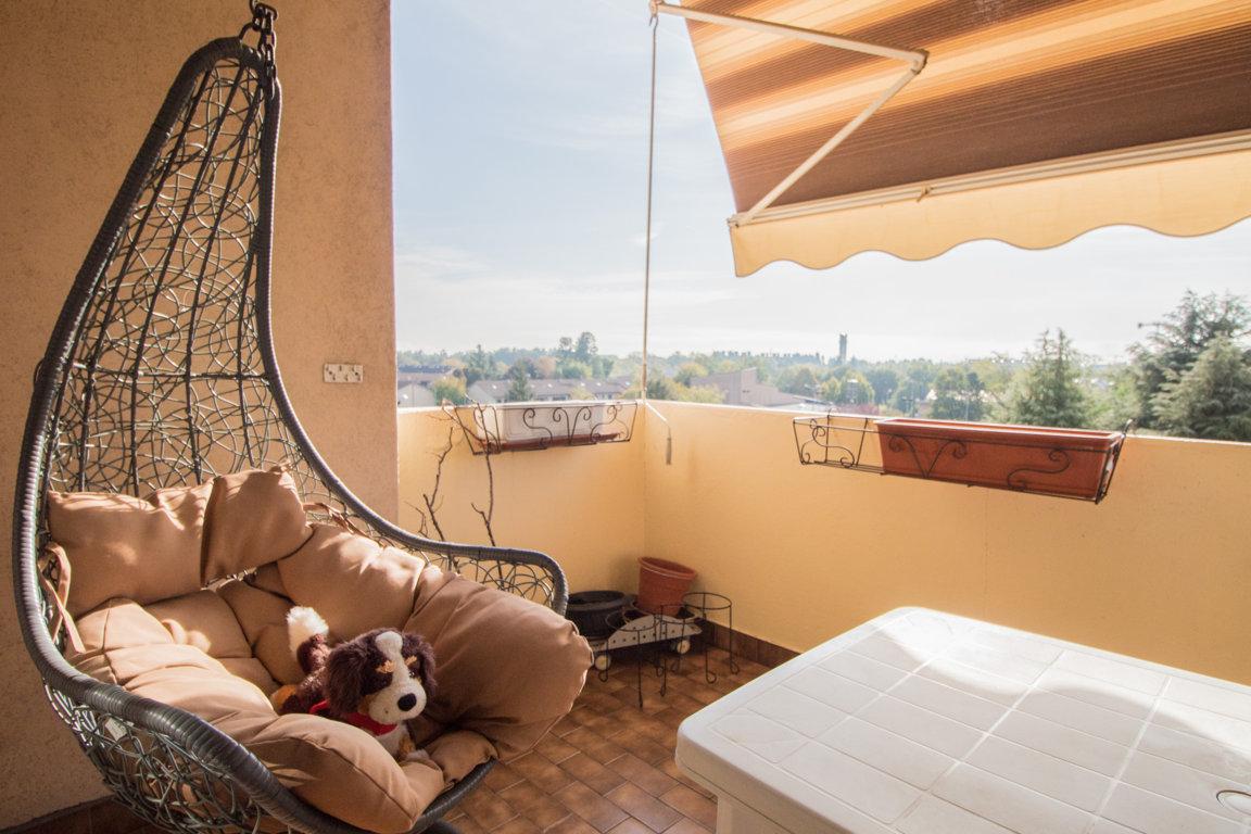 Vendita Legnano Parco Altomilanese, piano alto, tre locali + doppi servizi